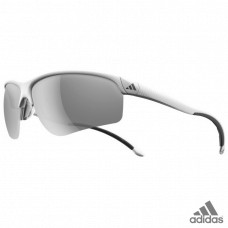 Adidas a164 Adivista L Sunglasses  Black and White
