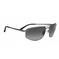 Serengeti Modugno Sunglasses  Black and White