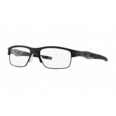 Oakley  Crosslink Switch Eyeglasses Black and White