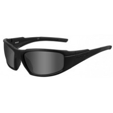 Wiley X  Rush Sunglasses  Black and White