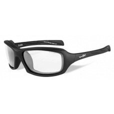Wiley X Sleek Sunglasses  Black and White