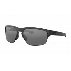 Oakley Sliver Edge Sunglasses  Black and White