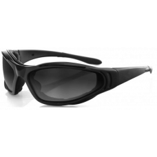 Bobster Raptor 2 Sunglasses  Black and White