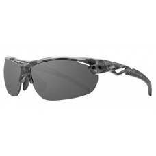 Greg Norman  G4619 Scramble Sunglasses  Black and White