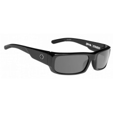 Spy+  Caliber Sunglasses  Black and White