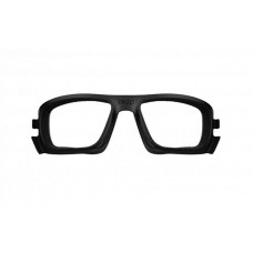 Wiley X Enzo Removable Facial Cavity Seal Black and White