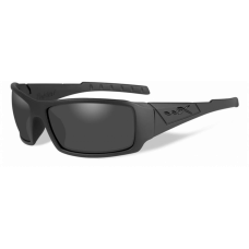 Wiley X  Twisted Sunglasses  Black and White