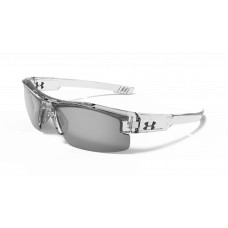 Under Armour  Nitro L (Youth) Sunglasses  Black and White