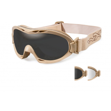 Wiley X  Nerve Goggles w/ Rx Insert