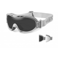 Wiley X  Nerve Goggles w/ Rx Insert  Black and White