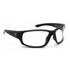 Panoptx  7Eye Rake Sunglasses  Black and White