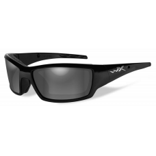 Wiley X  Tide Sunglasses  Black and White