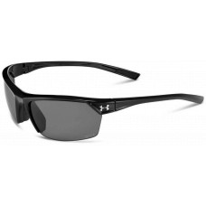 Under Armour  Zone 2.0 Sunglasses  Black and White