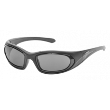 Hilco  Circuit Sunglasses  Black and White