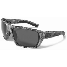 Under Armour Launch Sunglasses  Black and White
