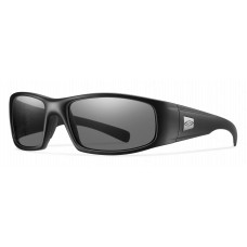Smith  Hideout Elite Tactical Sunglasses  Black and White