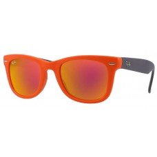 Ray Ban RB4105 Folding Wayfarer Sunglasses