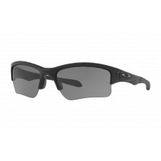 Oakley  Quarter Jacket Youth Sunglasses  Black and White