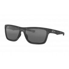 Oakley Holston Sunglasses  Black and White