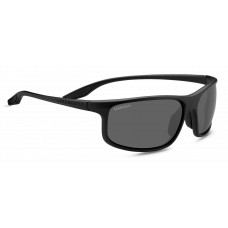Serengeti Levanzo Sunglasses  Black and White