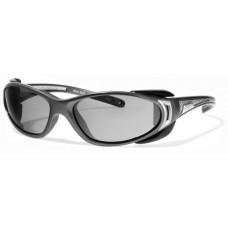 Liberty Sport  Chopper Sunglasses  Black and White