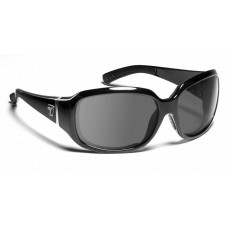 Panoptx  7Eye Mistral Sunglasses  Black and White