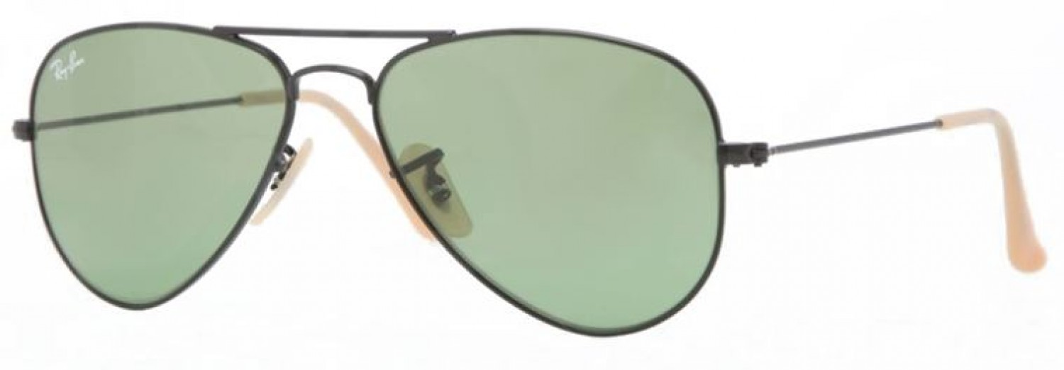 41e0fe9ee0803 Ray Ban RB3044 Small Aviator Sunglasses (Prescription Available)